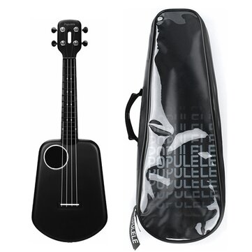 Xiaomi Populele 2 23 Inch 4 Strings USB APP Control Smart Ukulele with Popubag