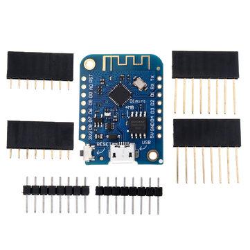 Wemos® D1 Mini V3.0.0 WIFI Internet Of Things Development Board Based ESP8266...