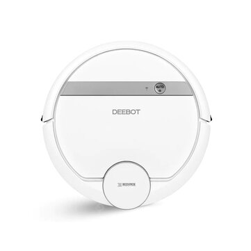 ECOVACS DEEBOT DE55 Robot Vacuum Cleaner Smart Moping APP Remote Control,100min Working Time
