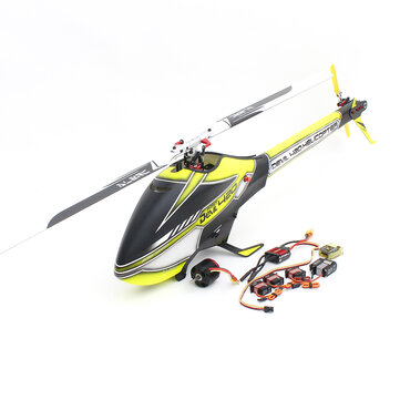 $390.99 For ALZRC Devil 420 FAST FBL 6CH 3D Flying Flybarless RC Helicopter Super Comb