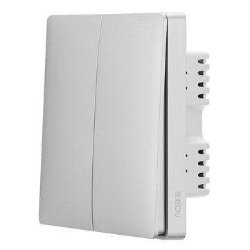 Original Aqara Neutral Line Smart WIFI Wall Switch APP Remote Light Controller From Xiaomi Eco-system