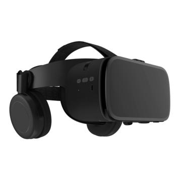 BOBOVR Z6 bluetooth Helmet 3D VR Glasses Virtual Reality VR Headset for Smart Phone Black