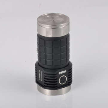 Fireflies ROT66 Generation II EDC LED Flashlight Stainless Steel Tail cap Flashlight Accessories