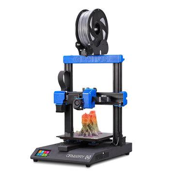 Artillery® Genius DIY Kit de impresora 3D Tamaño de impresión 220 * 220 * 250 mm con paso a paso ultra silencioso motor TFT Soporte de pantalla táctil Detección de desviación del filamento y función de falla de energía