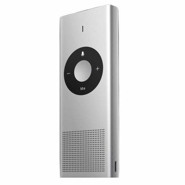 XIAOMI MOYU AI Translator 15 Languages Translation Metal Body For Travel Learning Business