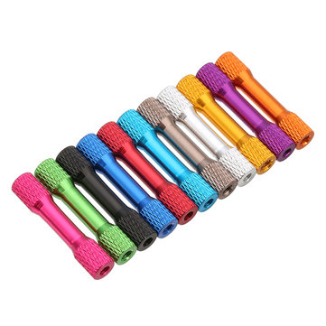 How can I buy Suleve M3AR17 10Pcs M3 15mm Knurled Standoff Aluminum Alloy Multicolor with Bitcoin