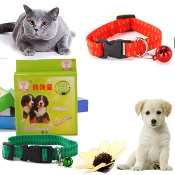 Buy Anti Flea & Tick Collar for Dog and Cat Universal Pet Protection Neck Strap with Litecoins with Free Shipping on Gipsybee.com