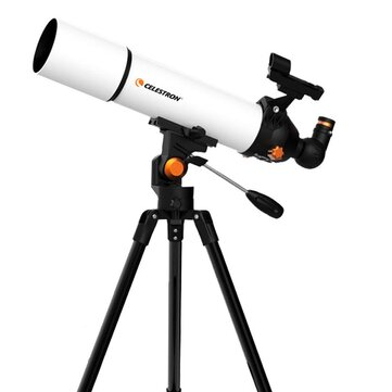 ELESTRON SCTW-80 From Xiaomi Youpin HD Zoom Refractive Astronomical Telescope 80mm Caliber Red Dot Finder High Magnification Space Monocular