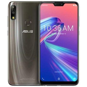 ASUS ZenFone Max Pro (M2) ZB631KL Global Version 6.3 Inch FHD+ NFC 5000mAh 12MP+5MP Dual Rear Camera 4GB RAM 128GB ROM Snapdragon 660 Octa Core 2.2GHz 4G Smartphone