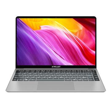 Teclast F7 Plus Laptop 14.1 inch Intel N4100 8GB 256GB SSD 7mm Thickness 8mm Narrow Bezel Backlit Notebook