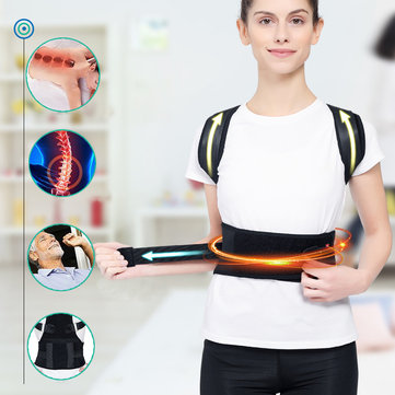 Double Root Shaping Body Shaping Back Fixing With Magnetic Correction Belt