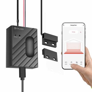 $13.99 for DIGOO DG-CK400 Garage Door Motor WiFi Smart Controller Sensor