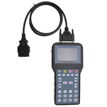 CK-100 V99.99 Car Key Programmer Auto OBD2 Programming Tool No Tokens Limited SBB Upgrade Version
