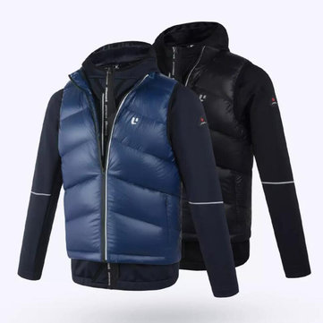 Uleemark 4 In 1 Men Removable Down Jacket From Xiaomi Youpin