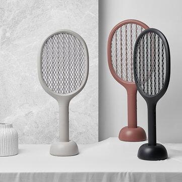 इतना प्यार P1 इलेक्ट्रिक मॉस्किटो स्वैटर कीट बग मक्खी मच्छर डिस्पेसर 360nm UV लाइट डबल साइज