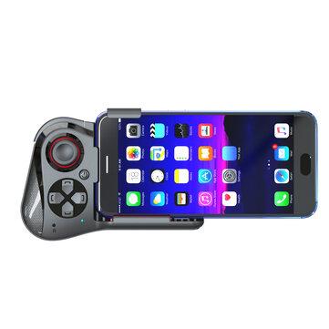 Mocute 059 Ergonomic Wireless bluetooth Gamepad Controller Gamer Mobile Joystick Holder for PUBG Mobile Game for IPhone11 Xiaomi Redmi Note8 Samsung S10+
