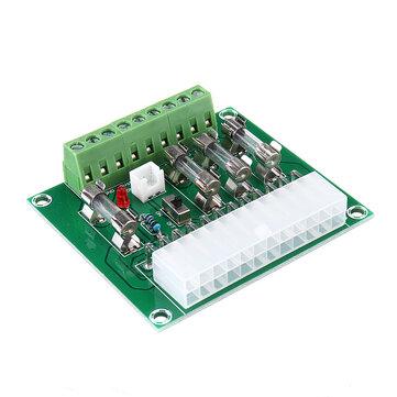 Adaptateur secteur ATX Ordinateur ATX Ordinateur PC Alimentation Tableau d'alimentation Connecteur CC + 3.3V + 5V -12V + 12V + 5V