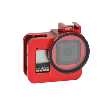 Colorful GoPro8 Sport Camera Aluminum Protective Case Cover Gopro Accessories