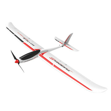 Volantex PhoenixS 742-7 4 Channel 1600mm Wingspan EPO RC Airplane with Streamline ABS Plastic Fuselage KIT/PNP