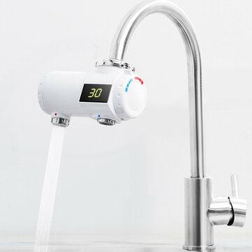 Natychmiastowy podgrzewacz wody z kranu Xiaomi Xiaoda za $23.79 / ~92zł