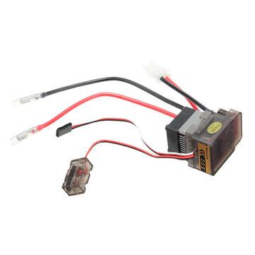 ESC Brushed Speed Controller for RC Car Truck Boat 320A 7.2V-16V
