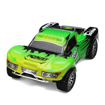 US$63.58 33% Wltoys A969 Rc Car 1/18 2.4Gh 4WD Short Course Truck RC Toys & Hobbies from Toys Hobbies and Robot on banggood.com