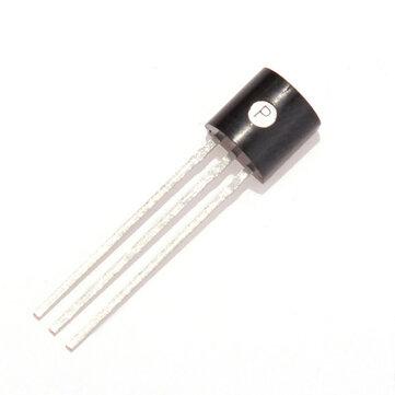 DS18B20 Temperature Sensor 18B20 TO-92 Encapsulation