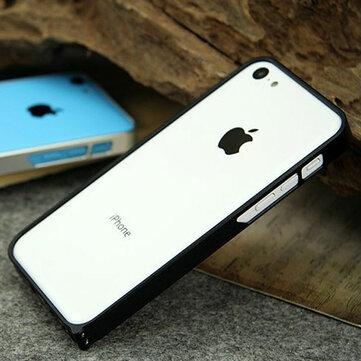 Khung vỏ kim loại đầy màu sắc Vỏ ốp lưng cho iPhone 5C