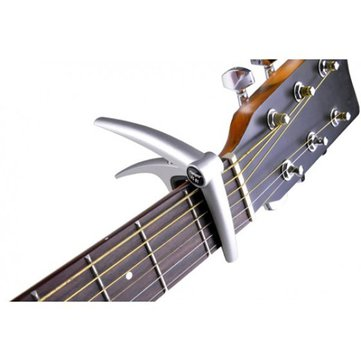 Flanger Aluminum Guitar Capo 6-String Acoustic Electric Guitar
