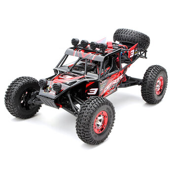 $88.93 for Feiyue FY03 Eagle-3 1/12 2.4G 4WD Desert Off Road Truck RC Car