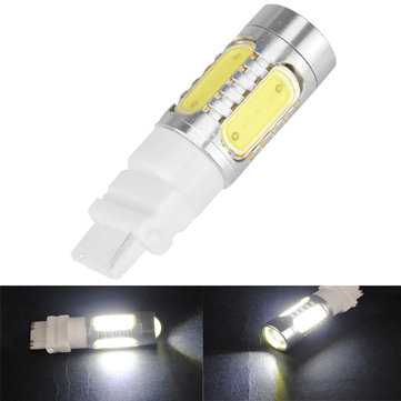 Buy 3156 eagle eye lamp beads 7.5W car white LED tail turn reverse light bulb with Litecoins with Free Shipping on Gipsybee.com